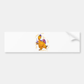 Dragon Warrior 24 Bumper Sticker