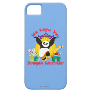 Dragon Warrior Love Barely There iPhone 5 Case