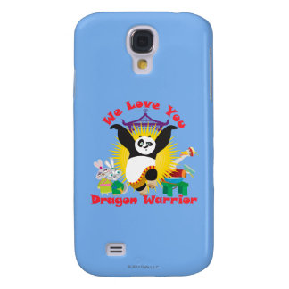 Dragon Warrior Love Galaxy S4 Case