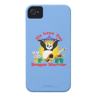 Dragon Warrior Love iPhone 4 Case-Mate Cases