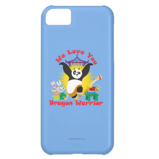 Dragon Warrior Love iPhone 5C Case