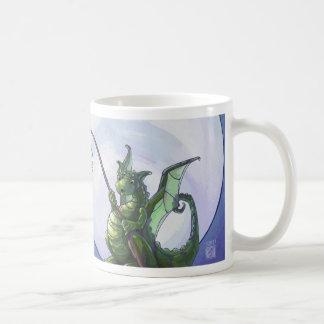 Dragon Watch Basic White Mug