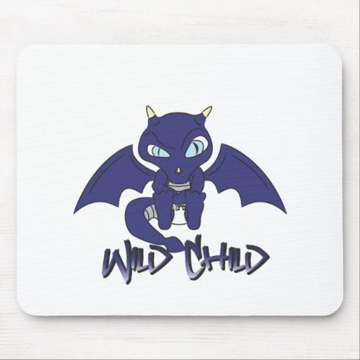 dragon WC.ai Mousepad