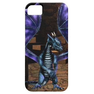 Dragon Wings Barely There iPhone 5 Case