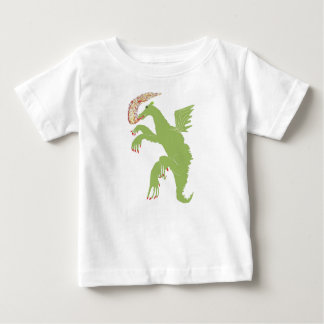 Dragon with a broken nail baby T-Shirt