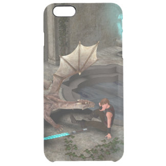 Dragon with his companion iPhone 6 plus case