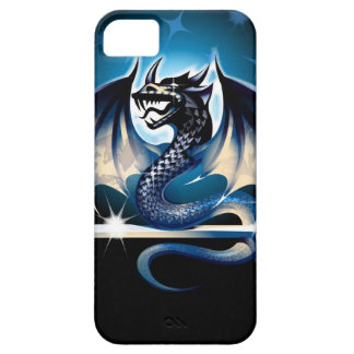 Dragon with sword barely there iPhone 5 case