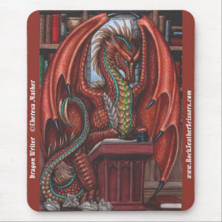 Dragon Writer Mousepad
