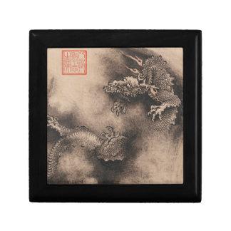 Dragon Year Chinese Zodiac sign J Box