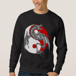 Dragon Yin Yang Dark T-Shirt