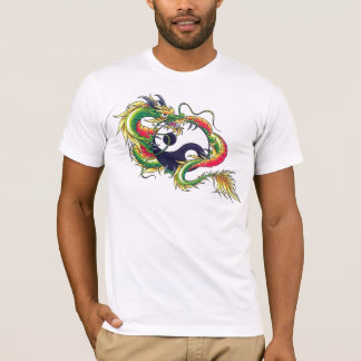 DRAGON YIN YANG T-Shirt