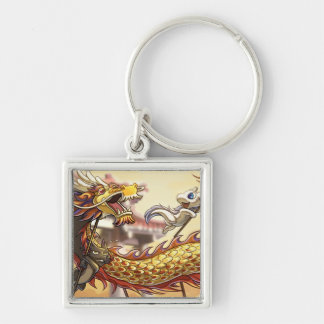 Dragonbros Chinese new year Keychain