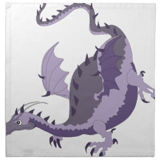 dragoncolour napkin