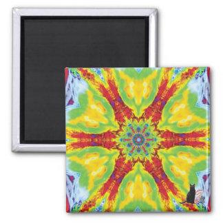 Dragoneye Kaleidoscope Magnet