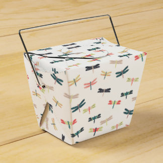 Dragonflies by Origami Prints Favour Boxes