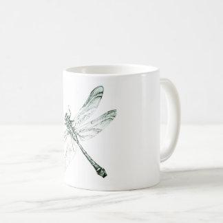 Dragonflies - cup