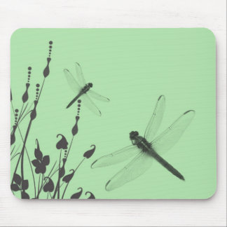 Dragonflies in the Grass Mouse Pads