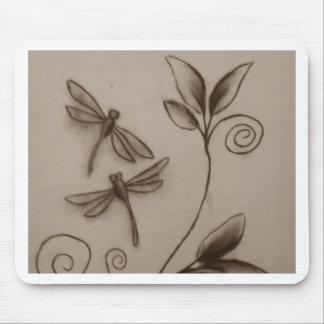 Dragonflies.jpg Mouse Mat