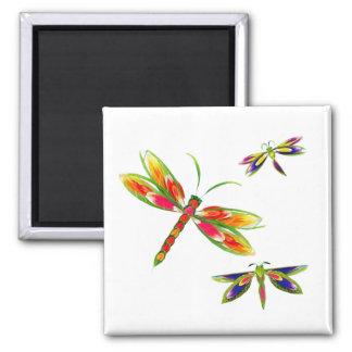 dragonflies magnet