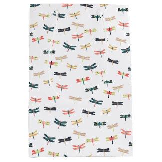 Dragonflies Medium Gift Bag