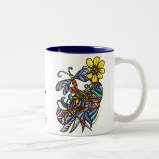 Dragonflies Mug