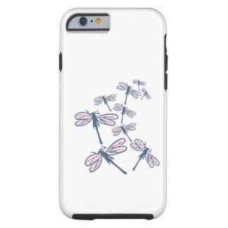 Dragonflies Phone Case Tough iPhone 6 Case