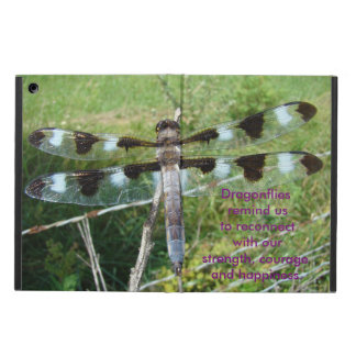 Dragonflies:Reconnect With Our-- Case For iPad Air