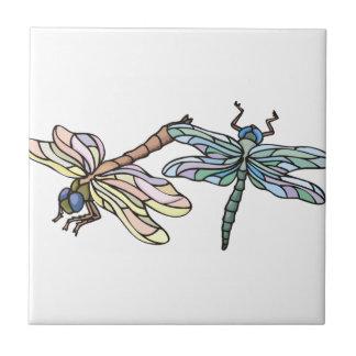 Dragonflies Tile