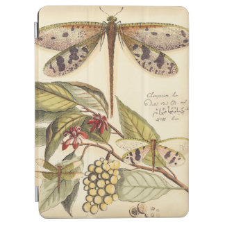Dragonflies with Leaves and Fruit iPad Air Cover