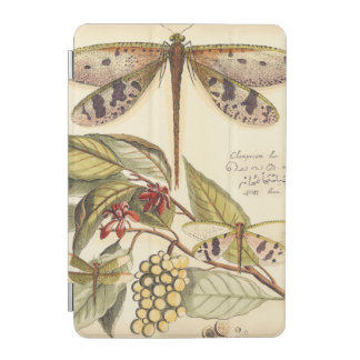 Dragonflies with Leaves and Fruit iPad Mini Cover
