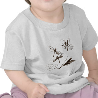 Dragonfly Abstract Shirts