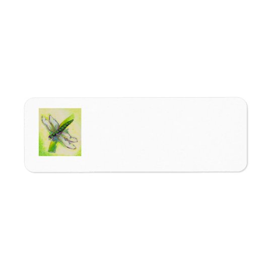 Dragonfly Address Labels