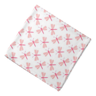 Dragonfly animal pattern fun bandana