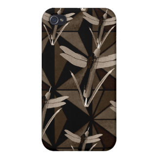 Dragonfly Art iPhone 4/4S Case