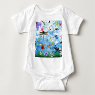dragonfly art nola kelsey baby bodysuit