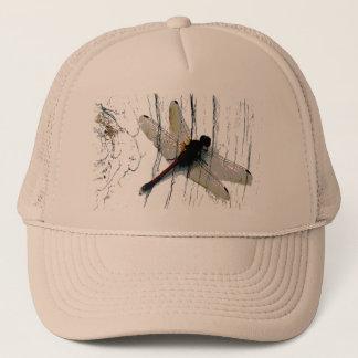 Dragonfly Art Trucker Hat