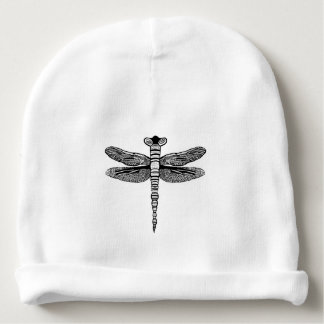 Dragonfly Baby Beanie