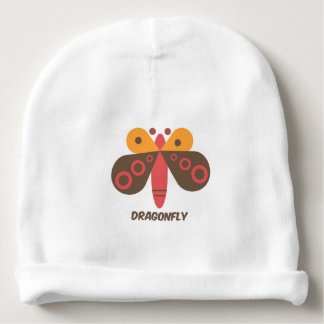 Dragonfly Baby Cotton Beanie Baby Beanie