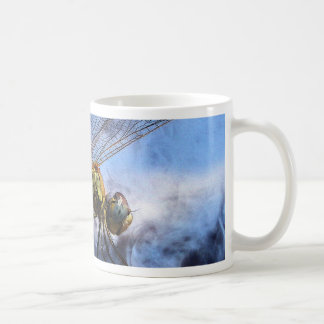 DRAGONFLY BLUE BALANCE.jpg Coffee Mug