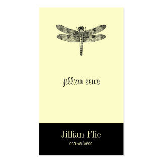 Dragonfly Business Card Templates