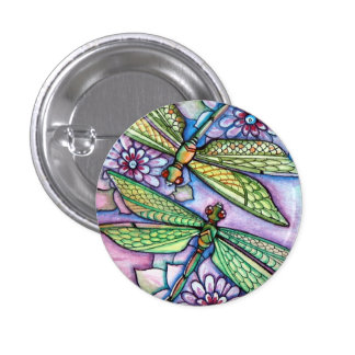 dragonfly - Button