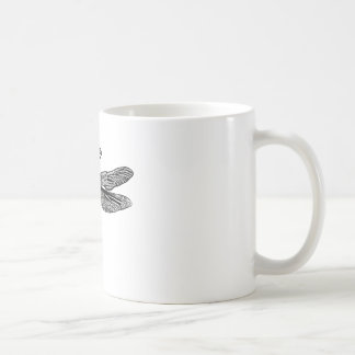 Dragonfly Coffee Mug