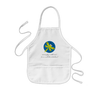 dragonfly > come fly with me! (around the kitchen) kids apron