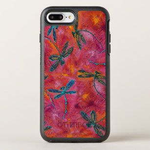 Dragonflies iPhone 8 Plus/7 Plus Cases & Covers | Zazzle co uk