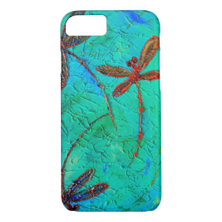 Dragonfly Dance iPhone 8/7 Case