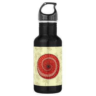 dragonfly dance 532 ml water bottle