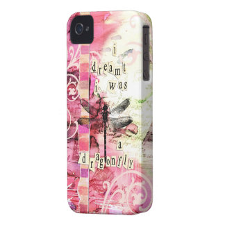 Dragonfly Dream iPhone 4 Case