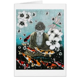 Dragonfly Dream V (Peace & Prosperity) Greeting Card