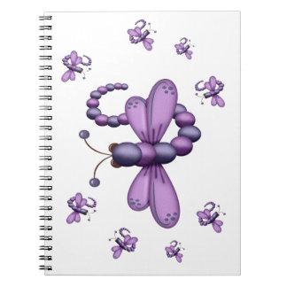 Dragonfly Dreams Notebook