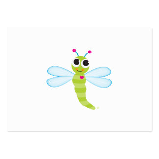 Dragonfly Enclosure Card Pack Of Chubby Business Cards